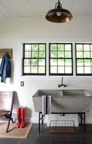 Laundry Room Sinks And Faucets by Modern Farmhouse Laundry Room Reveal Beneath My Heart