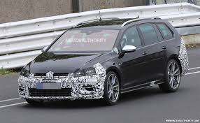 volkswagen golf wagon interior 2018 volkswagen golf r variant spy shots and video