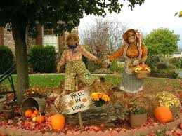 fall outdoor decorations fall garden decorations hydraz club