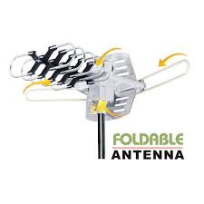 Hd Antenna Map Winegard Freevision Outdoor Hdtv Antenna Fvhd30h The Home Depot