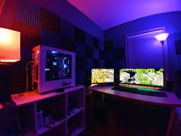 gaming setup desk that look bestgamesetups com pinterest gaming setup pc