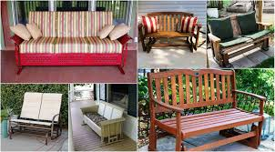 Glider Porch The Great Porch Glider Options U2014 Best Home Designs