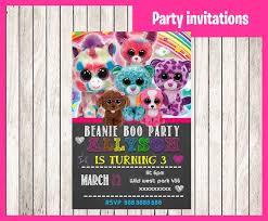 35 beanie boo birthday party images beanie boo