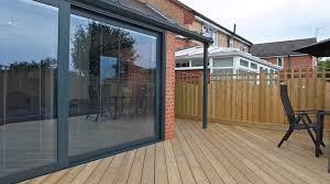 integral blinds for conservatories u0026 bi fold doors youtube