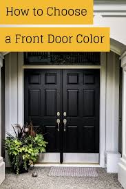 best front door paint colors favorite front door colors for brown house with 19 pictures