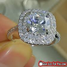 white topaz engagement ring most stunning white topaz cubic zirconia women s diamond