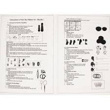 hairpin clip online shop furling beige coffee black hair styling tool kit