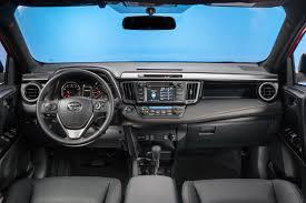 toyota rav4 interior 2018 2019 car release specs price