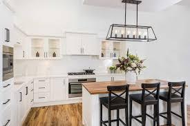 Kitchen Furniture Adelaide Adelaide Kitchens Shaker Style Wallspan Kitchens Adelaide