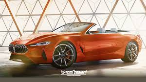 bmw minivan concept bmw 8 series concept already gets its roof chopped