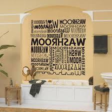 Bathroom Art Ideas by Bathroom Wall Fabric Wall Art Blogstodiefor Com