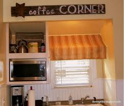 Suspension Curtain Rod Kitchen Curtain Awning Decorate The House With Beautiful Curtains