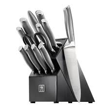 j a henckels international modernist 13 pc knife block set
