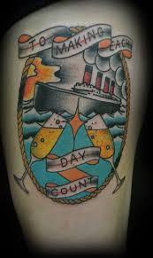 cool cartoon tattoos best 10 titanic tattoo ideas on pinterest spine quote tattoos