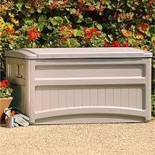 outdoor storage boxes deck boxes kmart