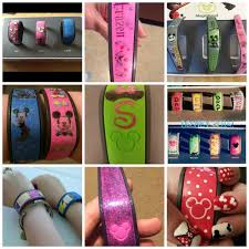 Ideas For Decorating MagicBands