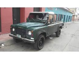 used car land rover defender honduras 1988 land rover defender
