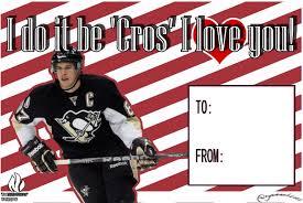 hockey valentines cards nhl valentines day cards the tribune