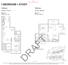 1 Bedroom Condo Floor Plans by Forestwood Residences Floor Plan Brochure Forestwood Site Plan