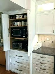 kitchen pantry cabinet with microwave shelf cabinet microwave shelf shelves kitchen pantry cabinet with