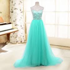 fairy party lace three layers chiffon frock women formal dresses