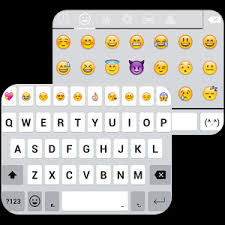 ios 6 keyboard apk apk app emoji keyboard white smart for ios android