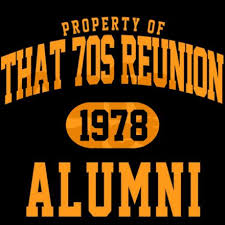 gifts for class reunions 70s reunion 1978 alumni on cafepress class reunions