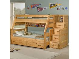 Single Bed With Storage And Trundle Trendwood Bunkhouse Twin Full High Sierra Bunk Bed Conlin U0027s