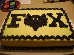 cakes by debbie ryan u0027s fox racing birthday cake