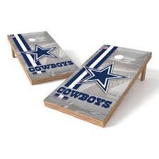 dallas cowboys bags set bag toss boards bean bags game nflshop com