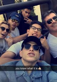 Bands Make Her Dance Meme - simon cowell s new boy band prettymuch meet the five guys