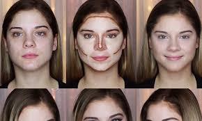 Makeup Contour tutorial for a classic contouring makeup chikk net