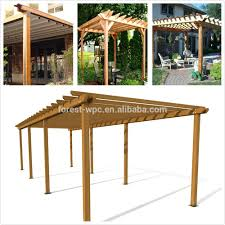 wood pergola kits uk wooden with retractable roof for sale 30093
