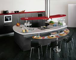 Snaidero Kitchens Design Ideas Furniture Beautiful Snaidero Kitchens With Dark Wooden Flooring