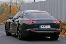 Porsche Panamera Back - porsche panamera mk2 spyshots it u0027s 2016 u0027s new panam codenamed g2