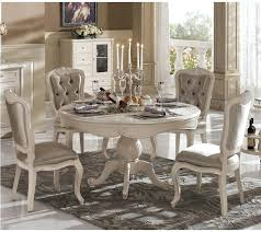 Extending Dining Table And 6 Chairs Dining Table French Style Oak Extending Dining Table And 6