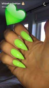 best 25 bright acrylic nails ideas on pinterest bright nail