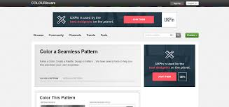 12 online tools to generate seamless background patterns and