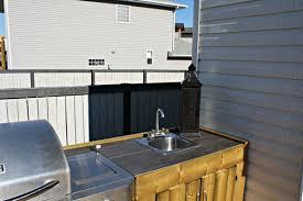 outdoor kitchen sinks ideas outdoor kitchen sink ideas