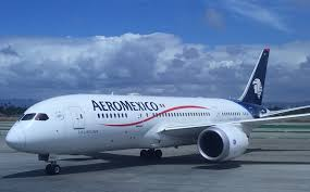 Press Advertising Aeromexico Multi Format Aeromexico 787 One Mile At A