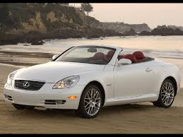 lexus sc430 interior colors 2007 lexus sc pebble beach edition conceptcarz com