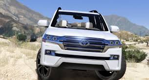 land cruiser toyota 2016 2016 toyota land cruiser vxr gta5 mods com