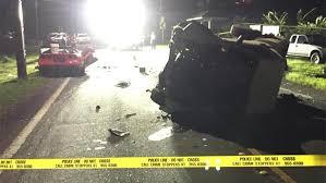 suspected dui driver kills c4 corvette owner and passenger in