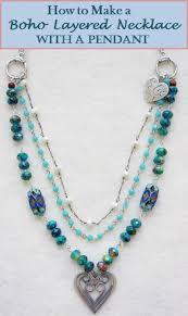 necklace pendant making images Diy jewelry feltmagnet jpg