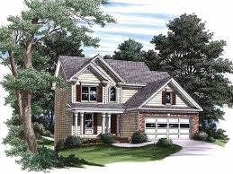 Open Floor Plan Country Homes 208 Best Homes Images On Pinterest Small House Plans Square