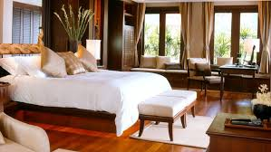 Resort Bedroom Design Trisara Phuket Thailand