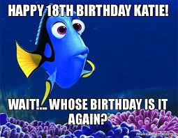 18th Birthday Meme - katie birthday meme birthday best of the funny meme
