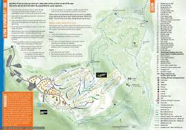 Map Your Run Mt Baw Baw Alpine Resort Trail Map Onthesnow