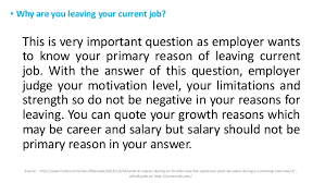 Reason Of Leaving A Job In Resume by Reasons Leave Job Resume Step Saving Ga