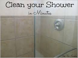 Best Glass Shower Door Cleaner Glass Shower Doors How To Clean The Best Option Best 25 Cleaning